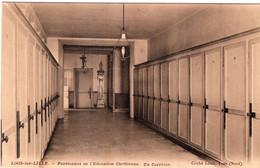 Pensionnat De L'Education Chrétienne. UN CORRIDOR - Loos Les Lille