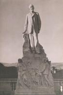 Cartolina - Monumento A Giuseppe Borsalino - Pecetto ( Alessandria ) - 1935 Ca. - Alessandria
