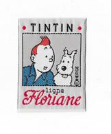 Écusson Tissu TINTIN - Ligne Floriane - Patches