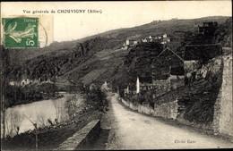CPA Chouvigny Allier, Chouvigny - Altri Comuni