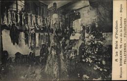 CPA Dijon Côte D'Or, A La Baue D'Hudson, Maison Bomann, 76 Rue De La Liberte, Pelleteries - Other Municipalities