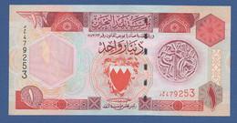 BAHRAIN - P.19b – 1 DINAR L.1973  UNC Serie 479253 - Bahrain