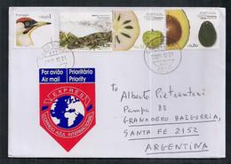 Portugal - Enveloppe Timbrée Moderne - Lettere