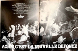 Article Papier AC/DC 4 Pages Décembre 1980 PM 1646 P1056840 - Ohne Zuordnung