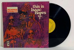 100217 LP 33 Giri - This Is Isaac Hayes Vol. 2 - Stax 1972 - Rock