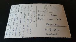 Geneve - Sent To Brislington Bristol England - Unclassified