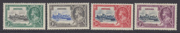 Grenada, Scott 124-127 (SG 145-148), MLH/HR - Grenade (...-1974)