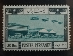 STAMPS-IRAN-1935-UNUSED-NO GUM-SEE-SCAN - Iran