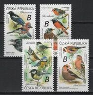 Czech Rep. (2020) - Set -  /  Aves - Birds - Oiseaux - Vogel - Sonstige