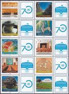 UNO GENF 2015 Mi-Nr. 922/31 ** MNH - Ungebraucht