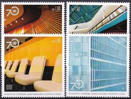 UNO GENF 2015 Mi-Nr. 932/35 Einzelmarken ** MNH - Ungebraucht