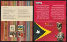 Timor Leste 2002 Independence 1st Issue Stamps Pack - East Timor