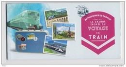 2014-N°BC999** (999/1010)LE TRAIN - Adhesive Stamps