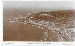 AGADIR .  VUE GENERALE  EN AVION - Agadir