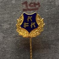 Badge Pin ZN007250 - UFO Sport Football ? Sweden FKK - Calcio