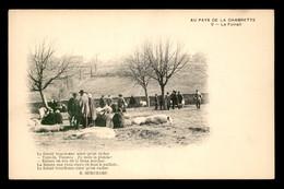 19 - AU PAYS DE LA CHABRETTE - LE FOIRAIL - POEME DE H. SURCHAMP - Zonder Classificatie