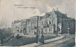 PFORZHEIM - N° 868 - KAISER WILHELM STRASSE - Pforzheim