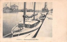 COURSEULLES-sur-MER - Ourida - Bateaux - Courseulles-sur-Mer