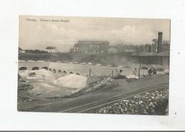 OBOURG FOURS A CHAUX DENUIT 1914 - Autres
