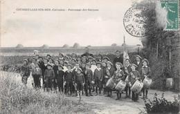 COURSEULLES-sur-MER - Patronage Des Garçons - Tambours - Courseulles-sur-Mer