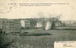ARLON - 75° Anniv Indépendance - Prise D'une Redoute - Arlon