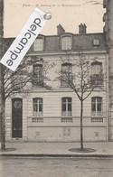 PARIS 7éme : 95 Avenue De La Bourdonnais,Maison Bourgeoise. édit Bourdier. - Arrondissement: 07