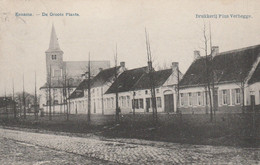 Oudenaarde Eename Ename De Groote Plaats Drukkerij Pius Verhegge 1912 - Oudenaarde
