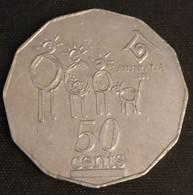 AUSTRALIE - AUSTRALIA - 50 CENTS 1994 - Elizabeth II - Année Internationale De La Famille - KM 257 - 50 Cents