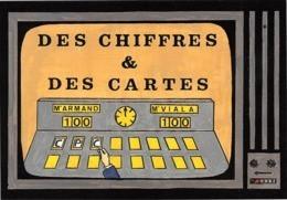 Michel VIALA - Une Bonne émission - Télévision - Série Les 100 Amis De CPC - Carte Postale Et Collections - Other Illustrators