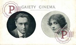 Gaiety Cinema   FAMOSOS FAMOUS CÉLÈBRE - Andere