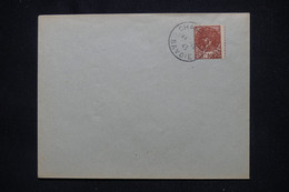 FRANCE - Timbre De Résistance ( De Gaulle ) Sur Enveloppe De Chambéry En 1943 - L 106083 - Liberation