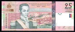 280-Haïti 25 Gourdes 2004 A168 Neuf - Haiti