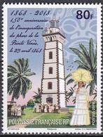 Polynésie Française  TUC 2018 YT 1183 Neuf - Unused Stamps