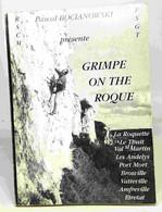 Grimpe On The Roque - Escalade En Normandie - Sport