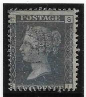 Grande Bretagne N°15 - Oblitéré - TB - Used Stamps