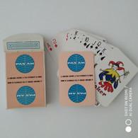 Jeu De Cartes-playing Cards PAN AM Vf 70's - Neuf - Carte Da Gioco