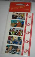 KUIFJE- TINTIN -  Hergé /  Feest Voor Tim & Struppi / Duostamp - Duostamps - Duozegels - RRRR!!! - Personalisierte Briefmarken