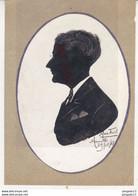 Au Plus Rapide Grand Format Silhouettiste * Max Noël Marseille 29 Octobre 1913 - Silhouette - Scissor-type
