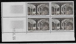 Maroc N°341 - Bloc De 4 Coin Daté - Neuf ** Sans Charnière - TB - Marocco (1956-...)