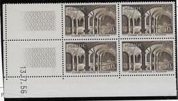 Maroc N°360 - Bloc De 4 Coin Daté - Neuf ** Sans Charnière - TB - Marocco (1956-...)