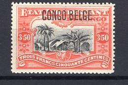 Belgisch  Congo 37B - MNH, Type 5 - 1894-1923 Mols: Nuevos