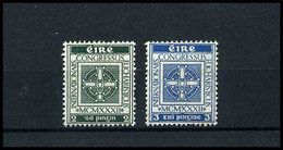 Eire - Yv 60/61 -  -  MH - Unused Stamps