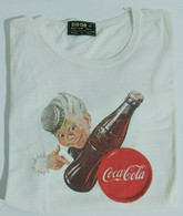 10651 T-Shirt Vintage - COCA COLA - Misura S - Altri