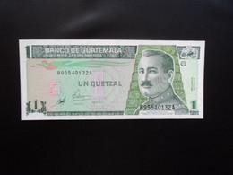 GUATEMALA * : 1 QUETZAL    9.1.1998     P 99         NEUF ** - Guatemala