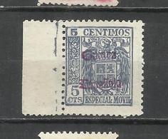5009B- SELLOS FISCALES CON SOBRECARGA HABILITADOS PARA COLONIA ESPAÑOLA ,SIN CATALOGAR,RAROS,TERRITORIOS ESPAÑOLES - Guinée Espagnole