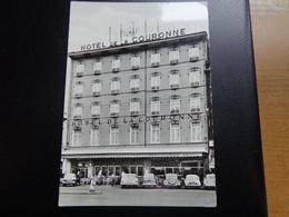 Liège: Hotel De La Couronne (photocarte) -> Onbeschreven - Liège