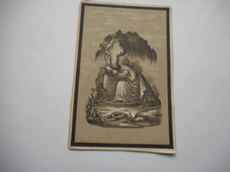 D.P.-LUDOVICUS-JOS.COUSSEMENT °ROUSSELAERE 11-2-1788+ALDAAR 14-2-1862 - Religion & Esotérisme