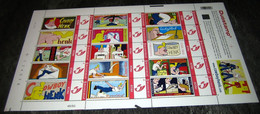 Kamagurka Cowboy Henk  15# Verschillende Duostamp - Duostamps - Duozegels - Ongeplooid! MNH Postfris - Personalisierte Briefmarken