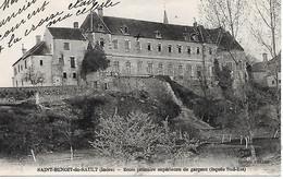 A/422                36       Saint-benoit Du Sault         école Primaire Supérieure De Garçons - Sonstige Gemeinden