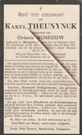 Mannekensvere, Sint-Joris-Nieuwpoort, 1930, Karel Theuninck, Roseeuw - Images Religieuses